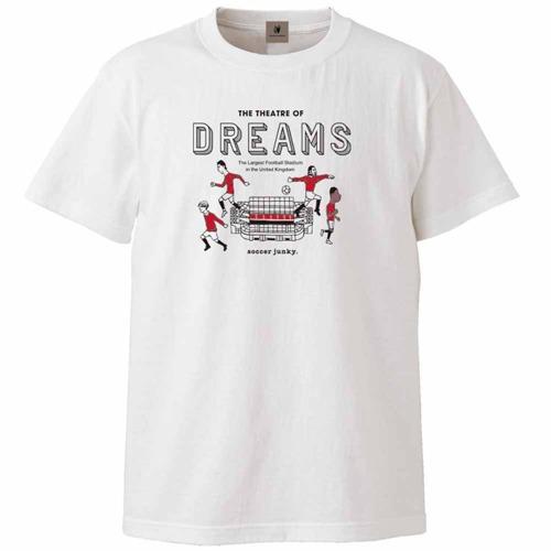 soccerjunky【サッカージャンキー】Tシャツ