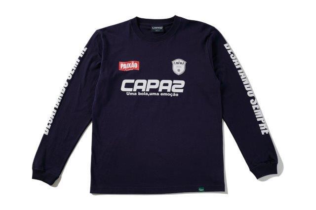 CAPAZ【カパース】ロンT